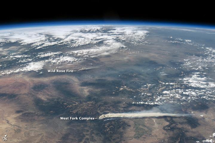 See larger image Photo credit: NASA