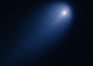 Comet ISON in April 2013 via HST