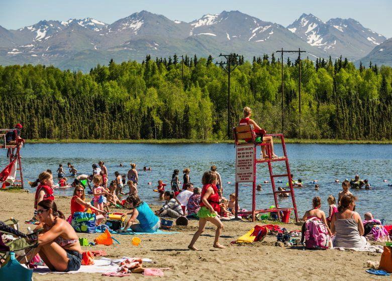 Alaska has been having a record-breaking heatwave
