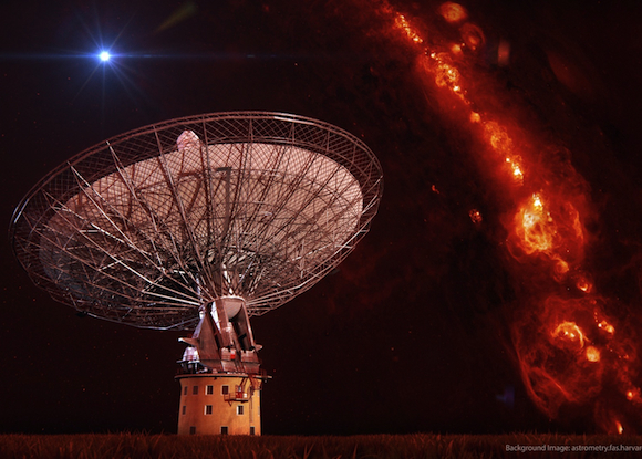 CSIRO-Parkes-radio-telescope