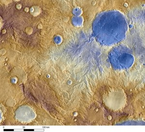 Mars-from-the-Odyssey-spacecraft