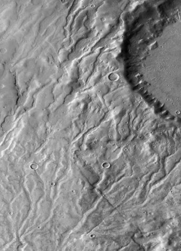 Mars-valley