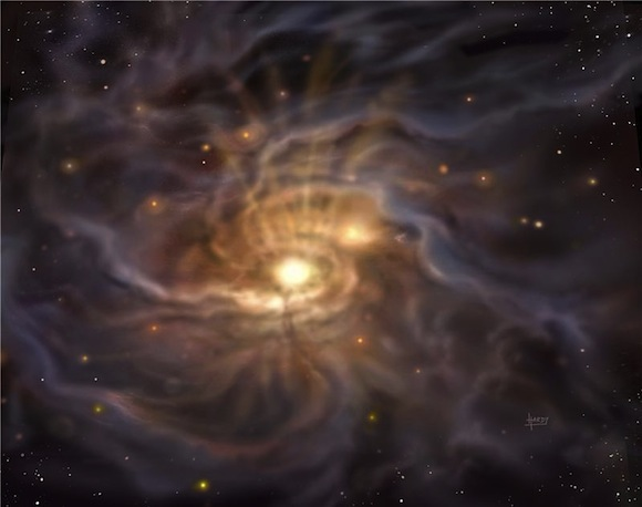 massive-star-forming