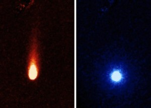 Spitzer sees long tail, strong gas emissions from Comet ISON | Science Wire | EarthSky
