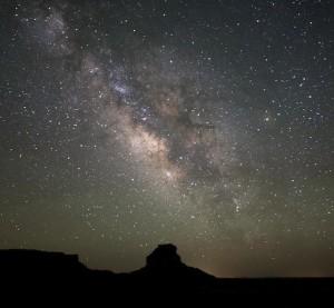 Milky-Way-Fajada-Butte