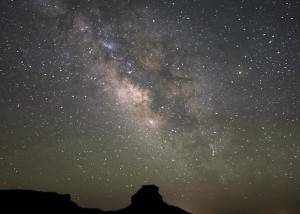 Chaco Canyon skies protected with dark sky park designation | Science Wire | EarthSky