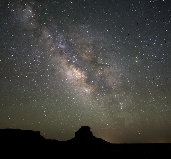Milky-Way-Fajada-Butte