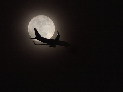 Moon closest to Earth for month on night of August 18 Waxing_moon_430