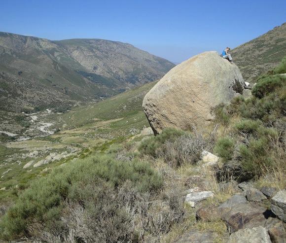 boulder-sampling-Bejar-Range