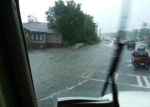 Macon, Georgia in July 2013 via Ben Jones/WMAZ-13