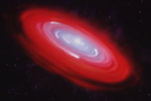 gas-disk