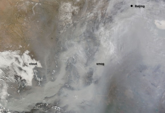Image Credit: NASA Goddard's MODIS Rapid Response Team