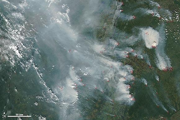 smoke-from-Khanty-Mansiyskiy