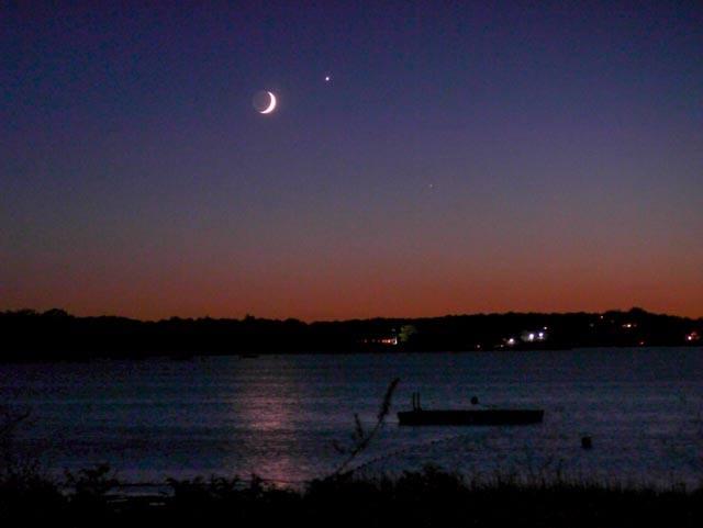 Oyster Pond, Cape Cod, Chatham, Massachusetts. Photo credit: Phyllis Mandel