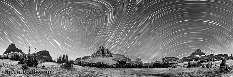 View larger. | Image by EarthSky Facebook friend Vincent Brady Photographer.  See more of Vincent's photos here.