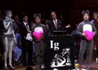At 2013 Ig Nobel Prize Ceremony