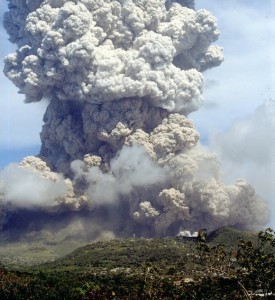 Soufriere-Hills-Volcano