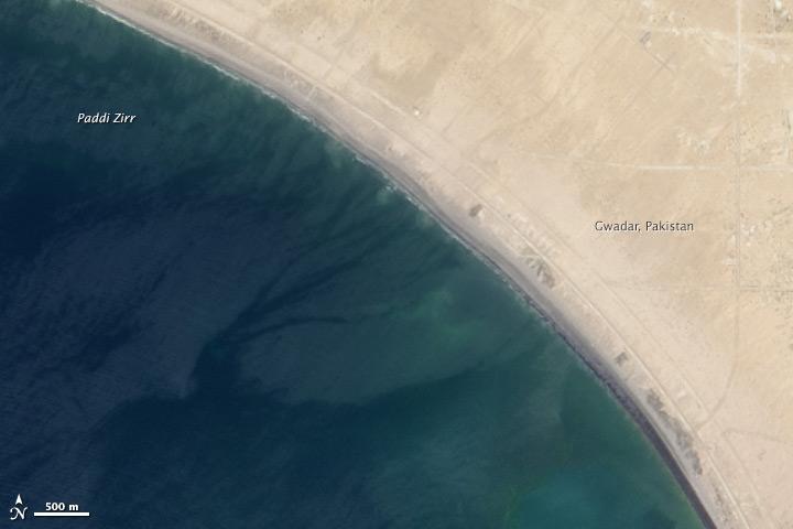 NASA Earth Observatory image via Earth-Observing-1 satellite.