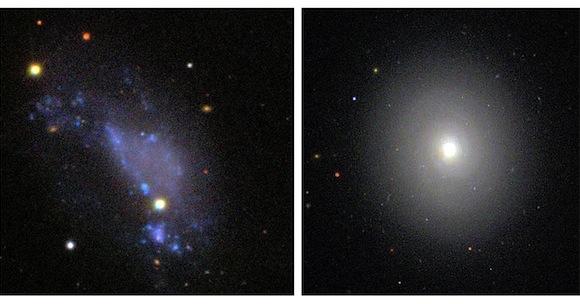 evolution-of-galaxies