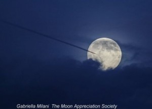 Harvest Moon 2013 by Gabriella Milani in Italy