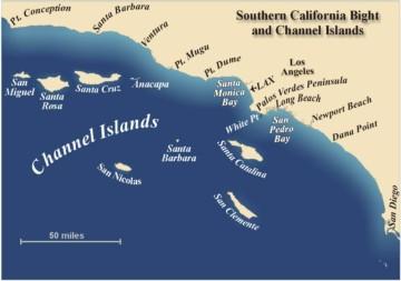 Southern California Bight. Image credit: NOAA Montrose Settlements Restoration Program