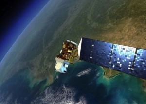 Artist's concept of future Landsat