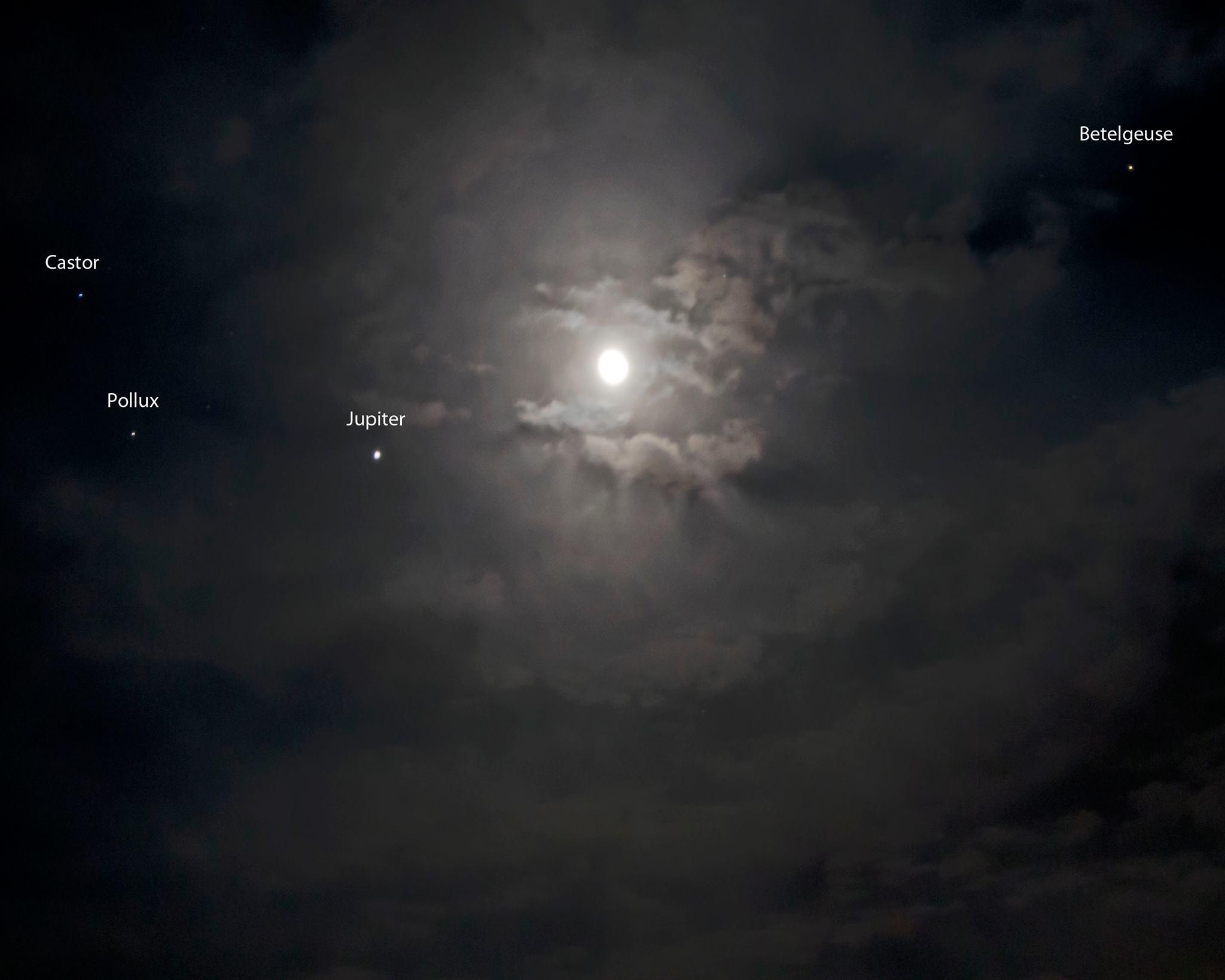 moon viewing jupiter tonight - photo #20