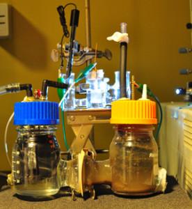 solar-microbial-device