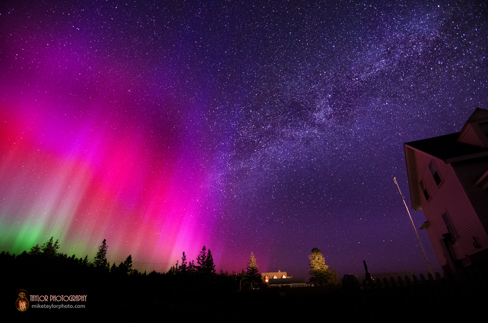 Will You See Colors In An Aurora