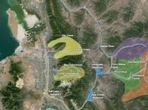 Salt-Lake-Watersheds