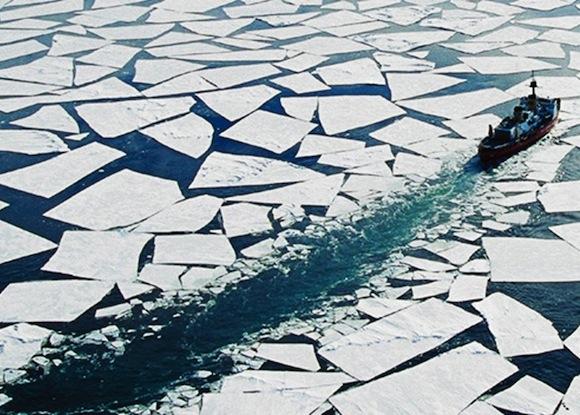 Ships-Isfjorden
