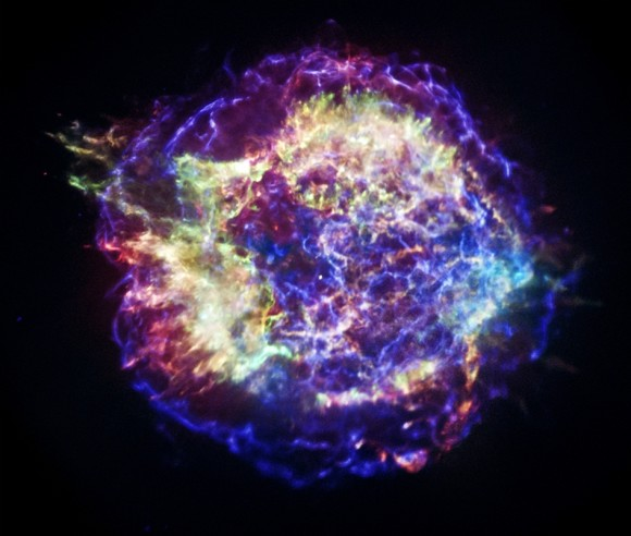 Image credit: NASA/CXC/SAO