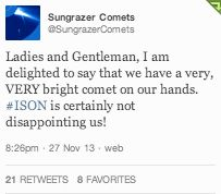 comet-ison-bright-tweet
