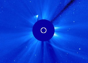 Has a remnant of Comet ISON survived?