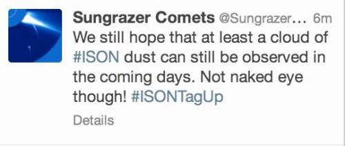 ison-sungrazercomets-tweet-12-6-2013
