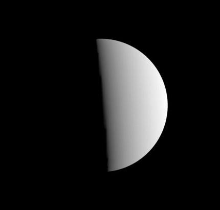 Venus at greatest evening elongation on November 1, 2013
