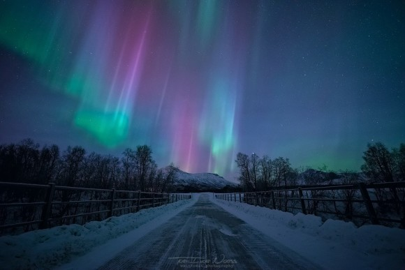 u201cThis photo was captured a couple of hours ago in Nordreisa Norway. I was dressed in my very best winter clothes and I can easily admit that I was freezing ... & What causes the aurora borealis? | Earth | EarthSky azcodes.com