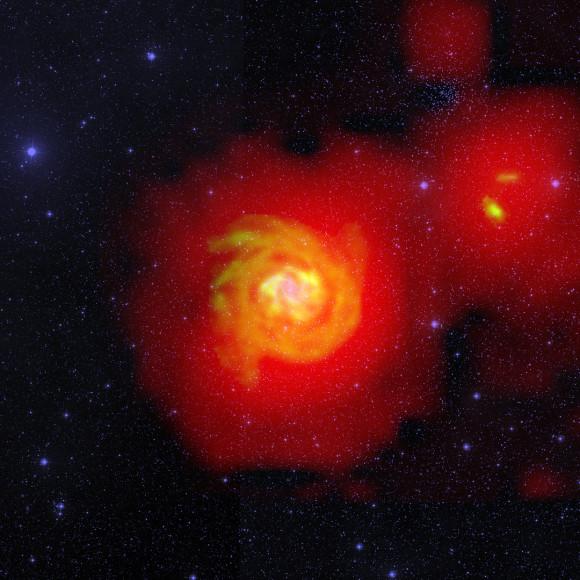 Image credit: National Radio Astronomy Observatory