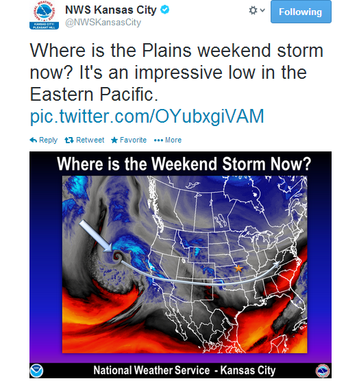 Kansas city NWS Storm