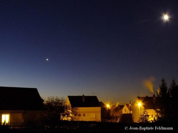 EarthSky Facebook friend Jean-Baptiste Feldmann Photographies wrote,