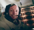 Neil Armstrong, July 20, 1969