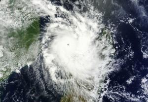 Cyclone Hellen on Mar. 29, 2014 via NASA