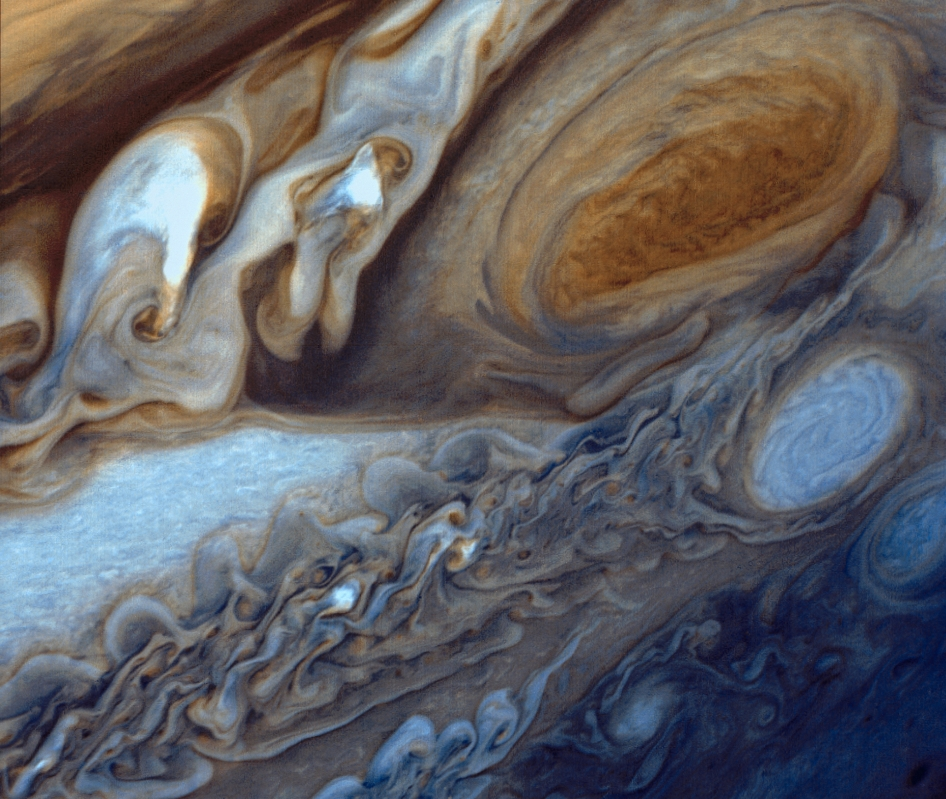 great red spot planet jupiter - photo #9
