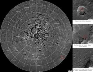 moon north pole interactive image