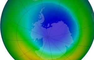 Image credit: NASA/Ozone Hole Watch