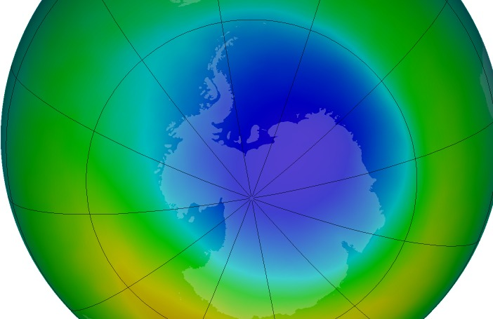 New ozone-depleting chemicals discovered in the atmosphere