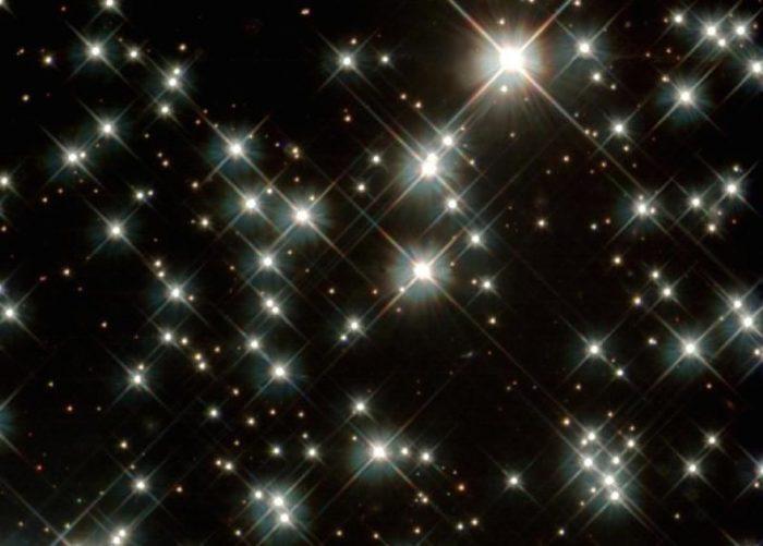 Stars, via NASA