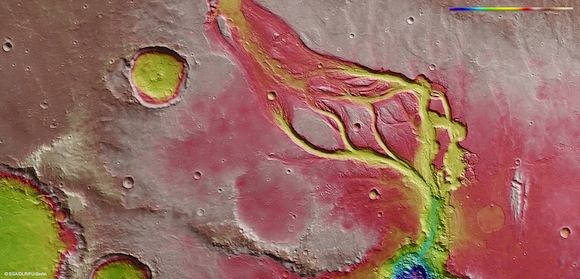Osuga-Valles-topography