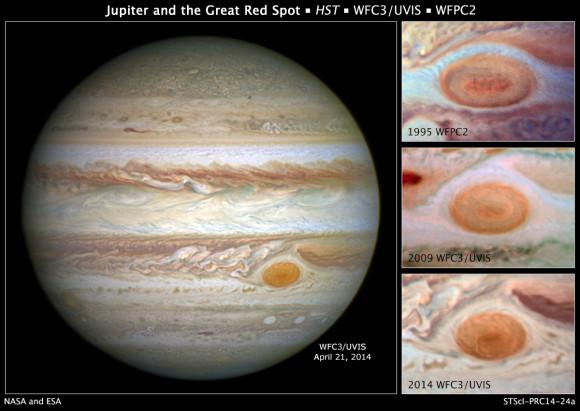 Image credit : NASA, ESA, and A. Simon (Goddard Space Flight Center)