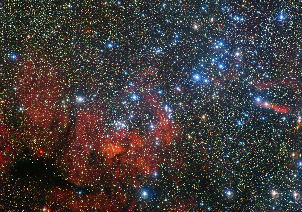 starcluster the great wall - photo #12
